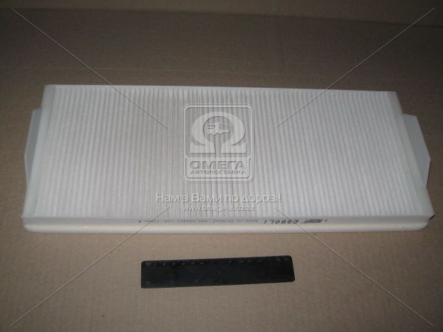 Фильтр салона Mercedes-Benz (MB) ATEGO (TRUCK) (производство Hengst) (арт. E980LI), ABHZX