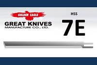 Лезвие прямое 7E-HSS Golden Eagle на сабельный нож