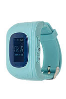 Детские часы GPS Tracker ERGO Kid`s K010 синий