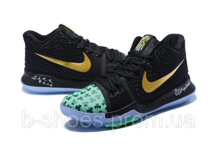 Мужские баскетбольные кроссовки Nike Kyrie 3 Boston Celtics 2