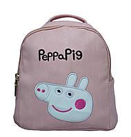 Рюкзачок Peppa Pig 3 Цвета Розовый, фото 1
