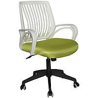 Кресло Barsky Office plus White/Green OFW-02