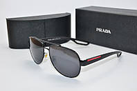 Солнцезащитные очки PRADA  550 черн
