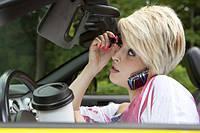 АвтоКурьезы: Названы самые оригинальные женские ляпы за рулем