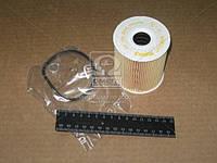 Фильтр масляный (сменный элемент) BMW (Производство Knecht-Mahle) OX156D