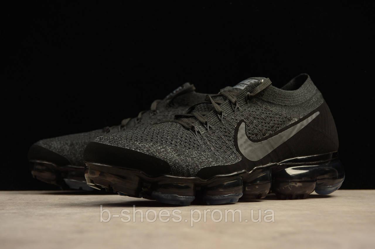 Мужские кроссовки NIKE AIR VAPORMAX FLYKNIT (Black)