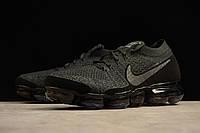 Мужские кроссовки NIKE AIR VAPORMAX FLYKNIT (Black), фото 1