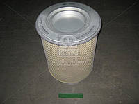 Фильтр воздушный VOLVO (TRUCK) (производство Hengst) (арт. E420L), AGHZX