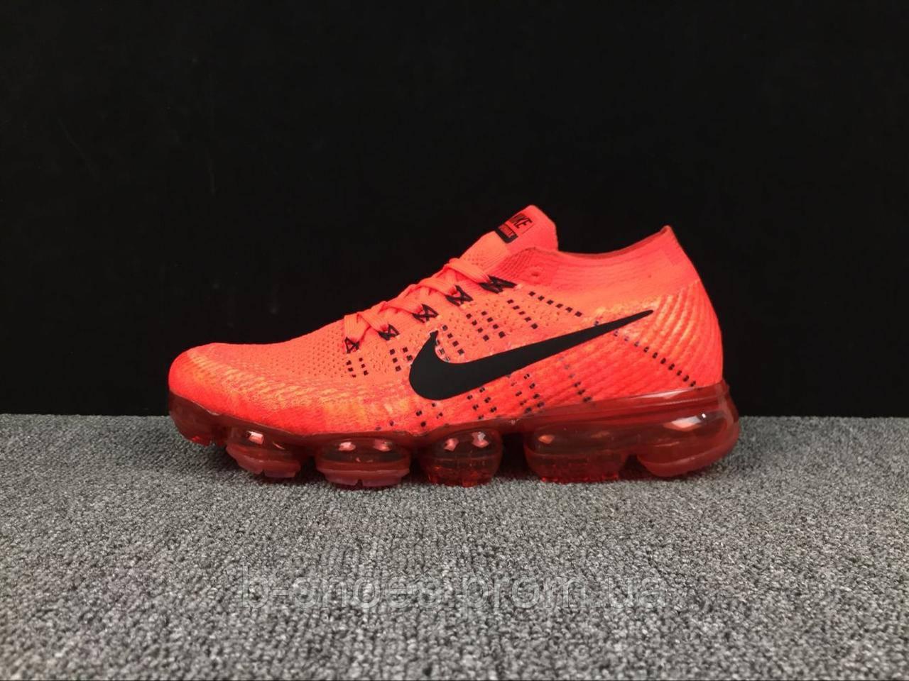 Мужские кроссовки NIKE AIR VAPORMAX FLYKNIT (Red)