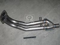 Труба приемная ГАЗ 2217 (двигатель 406) (производство Автоглушитель, г.Н.Новгород) (арт. 33027-1203010), ACHZX