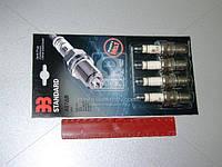 Свеча зажигания ЭЗ А-17ДВ ВАЗ (комплект 4 шт. блистер) (производство Энгельс) (арт. А-17ДВ), AAHZX