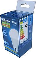 Лампа светодиодная Iskra LED ECONOM 12W (аналог 70 Вт) цоколь E27 колба A60 4000K (белый свет)