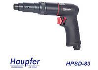 Шуруповёрт пневматический HAUPFER HPSD-83 800 об/мин. c внешней регулировкой момента затяжки