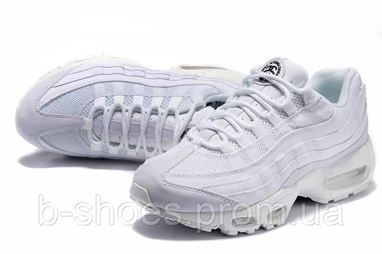 Мужские кроссовки NIKE AIR MAX 95 (White)