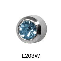 Завальцованные 4мм L203W(без покриття)