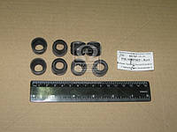 Сальник клапана МАЗ (комплект 8 шт) 12х21х12,5/8,4 (производство Украина) (арт. 236-1007262)