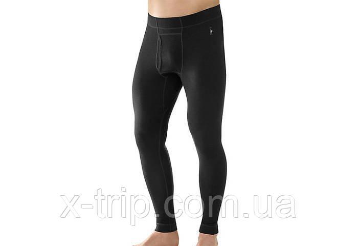 Термоштаны Smartwool Men's NTS Mid 250 Bottom XL, Black (001)