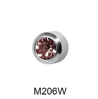Завальцованные 2мм M206W(без покрытия)