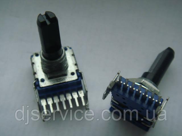 Потенциометр ALPS  503b  (B50K) 7p 20mm для пультов ALLEN&HEATH 24 ZED