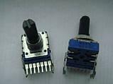 Потенциометр ALPS  503b  (B50K) 7p 20mm для пультов ALLEN&HEATH 24 ZED, фото 7