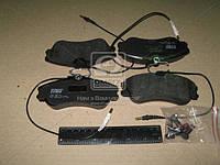 Колодка тормозной CITROEN XSARA, PEUGEOT 306 передний (Производство TRW) GDB1260, AEHZX