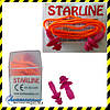 Беруши многоразовые Starline со шнуром (SNR 31дБ).