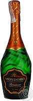 Игристое вино Mondoro Prosecco белое сухое 0,75л