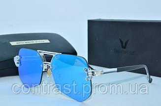 Солнцезащитные очки Gentle Monster 5448 голубые