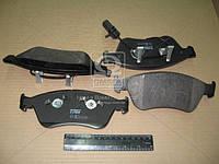 Колодка тормозная AUDI A6, A8 передн. (производство TRW), AGHZX