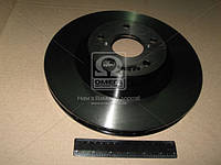 Диск тормозной SUBARU FORESTER, LEGACY передний, вент. (Производство TRW) DF4104