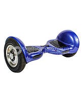 Гироскутер Smart Balance Wheel Suv 10 Синий карбон (+Mobile APP)