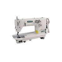 SIRUBA L382-95 Двухигольная швейная машина цепного стежка для лёгких и средних тканей