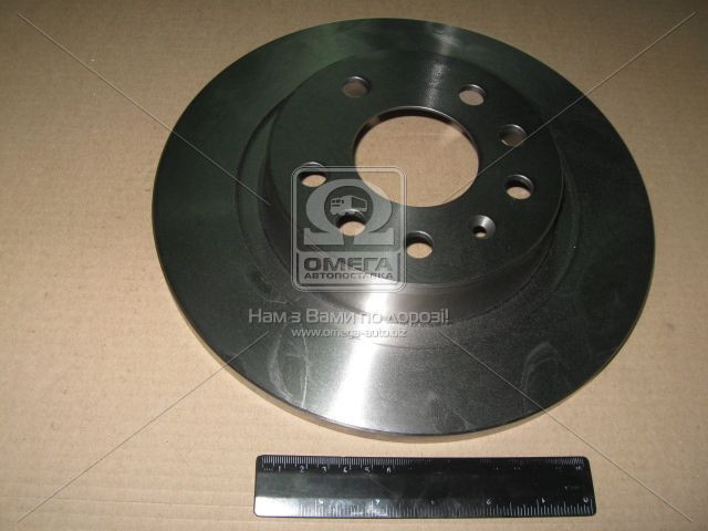 Диск тормозной FIAT, OPEL SIGNUM, SAAB, задн. (производство TRW) (арт. DF4266), ADHZX