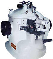 JIAJING JJ800-2 скорняжная промышленная швейная машина двухниточного цепного стежка