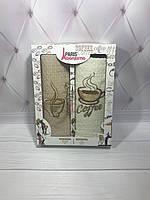 Подарочный набор кухонных полотенец Paris bonjorno № 32486
