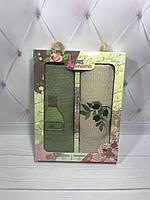 Подарочный набор кухонных полотенец Paris bonjorno № 32487