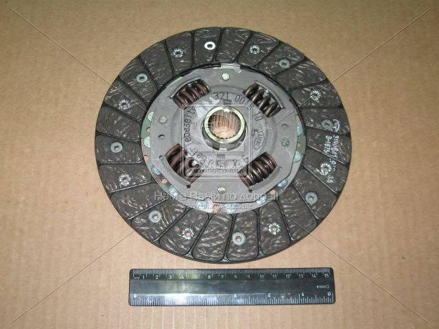 Диск сцепления ведомый AUDI (Производство Luk) 321 0018 10