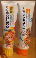 Детская зубная паста 100 мл. Германия. , фото 1
