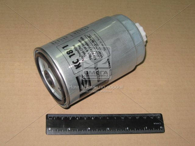 Фильтр топливный (TRUCK) (Производство Knecht-Mahle) KC18/1