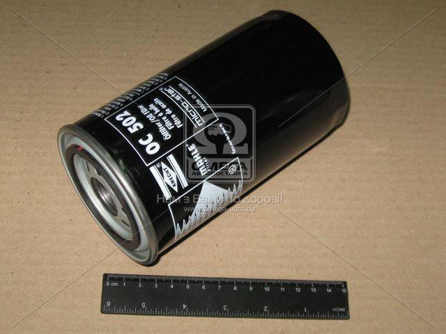 Фильтр масляный (TRUCK) (Производство Knecht-Mahle) OC502