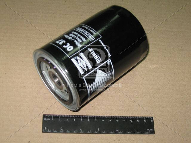 Фильтр масляный (TRUCK) (Производство Knecht-Mahle) OC37