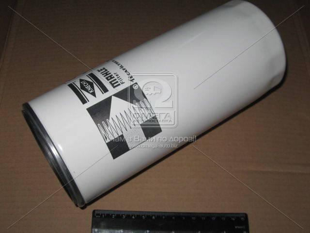 Фильтр масляный (TRUCK) (Производство Knecht-Mahle) OC370