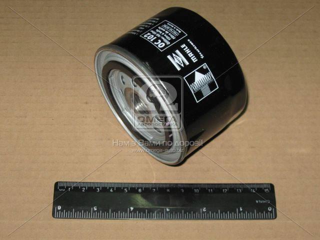 Фильтр масляный (Производство Knecht-Mahle) OC102