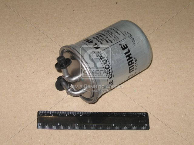 Фильтр топливный (Производство Knecht-Mahle) KL494