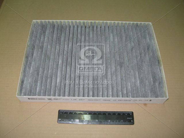 Фильтр салона (Производство Knecht-Mahle) LAK247, ACHZX