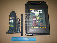 Домкрат 4т гидравлический, пластик H 195 /380 , ACHZX
