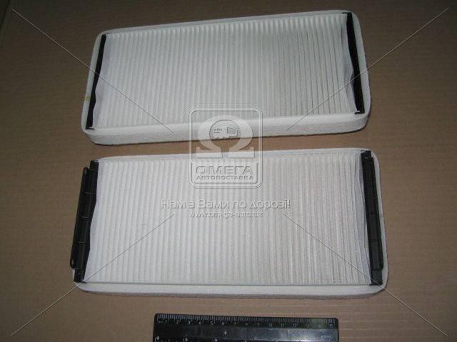 Фильтр салона (комплект 2 штуки ) (Производство Knecht-Mahle) LA47/S