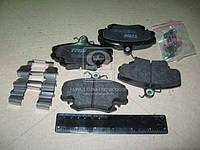 Колодка тормозная DACIA LOGAN, SANDERO, передн. (производство TRW), ADHZX