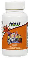 Now Kid Vits Berry Blast 120 chewables