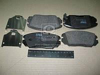 Колодка тормозная HYUNDAI SONATA, HONDA CIVIC передн. (производство TRW) (арт. GDB3409), AFHZX